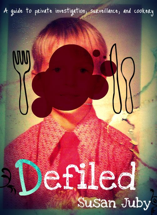 defiled cover